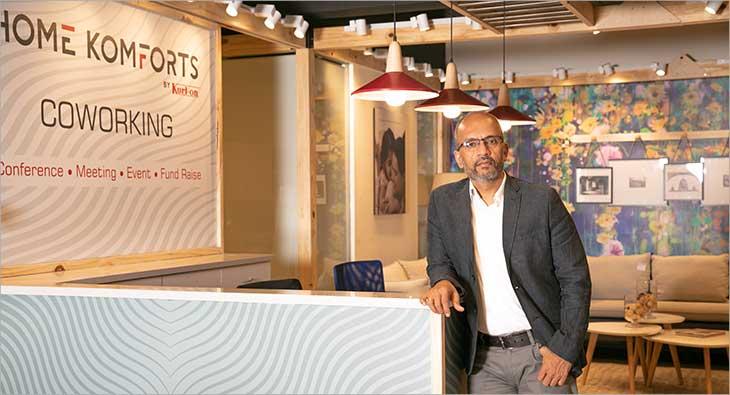 Ashutosh Vaidya CMO Kurlon