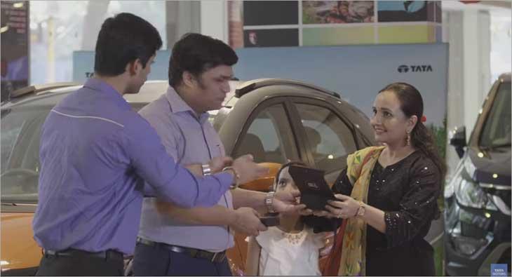 Tata Motors Her Key