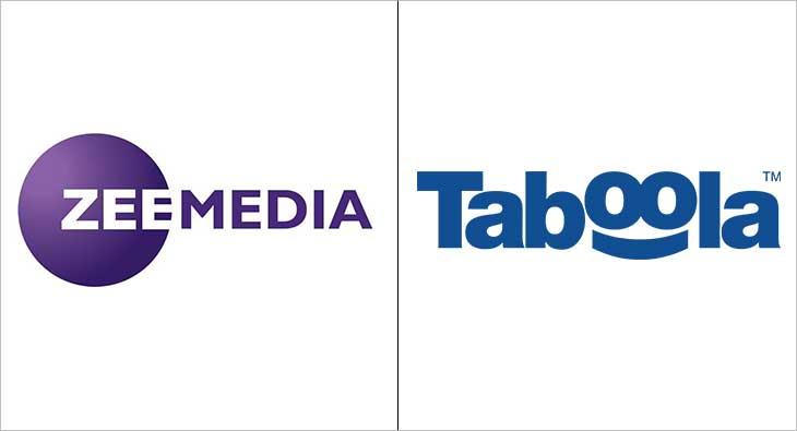 Zee Media and Taboola