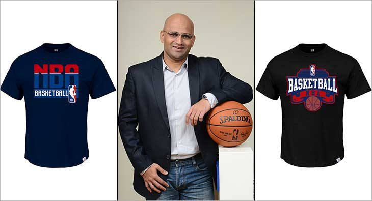 NBA fan wear apparel