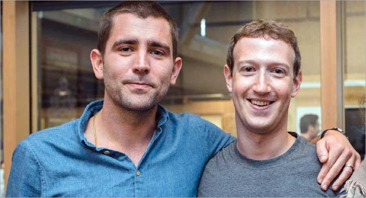 chris cox mark zuckerberg