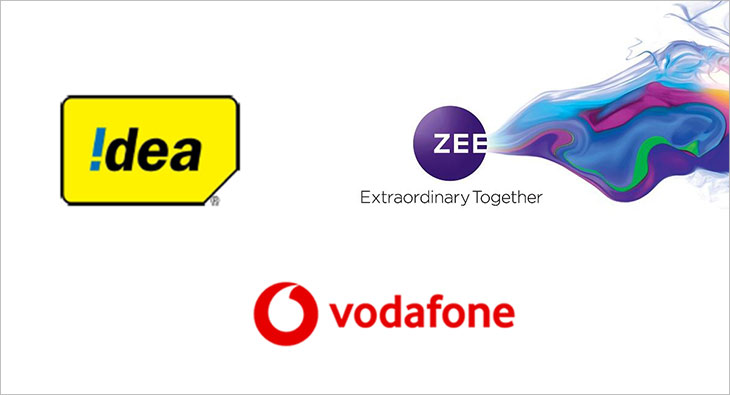 ZEEL Vodafone idea