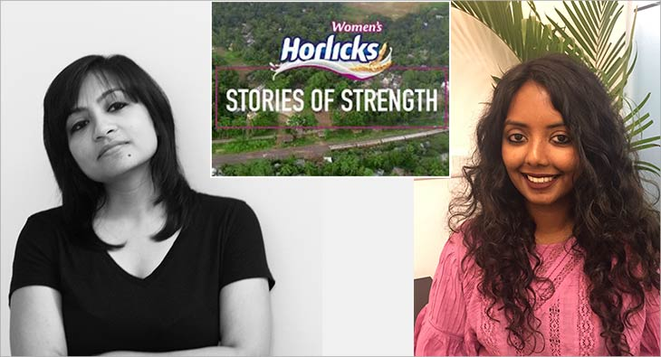 Horlicks Stories of Strength Ad Campaign