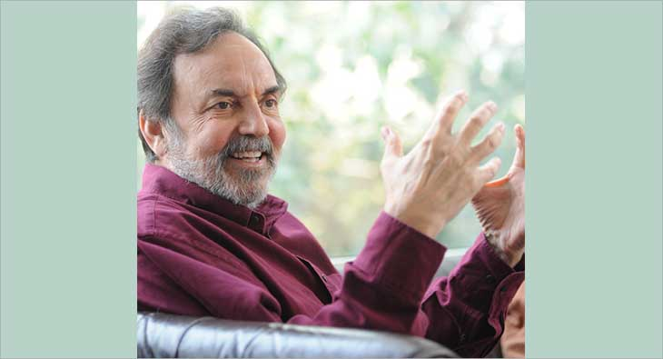 Dr Prannoy Roy
