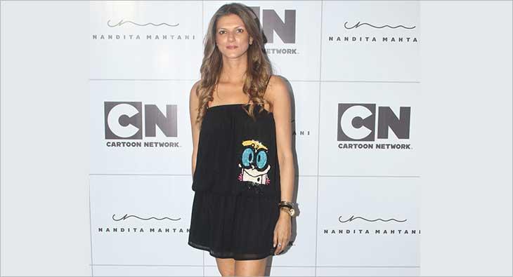 Designer Nandita Mahtani