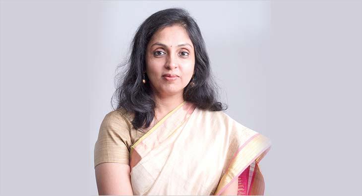 Suparna Mitra CMO Titan