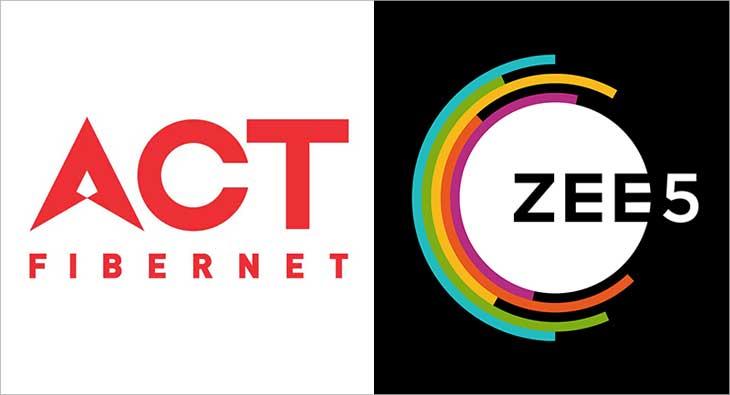 ACT Fibernet ZEE5