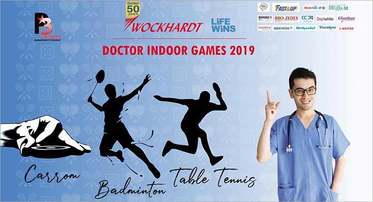 Wockhardt P3 Indoor Games