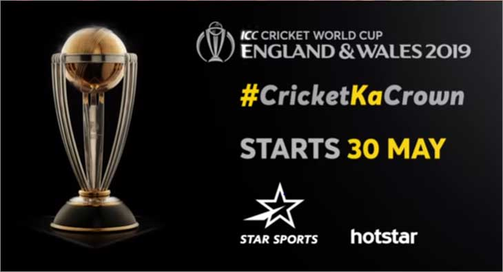 Star Sports Unveils Icc Cricket World Cup 2019 Campaign