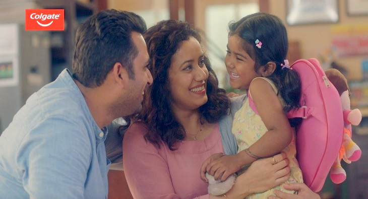 Colgate India inspires people to smile with new campaign