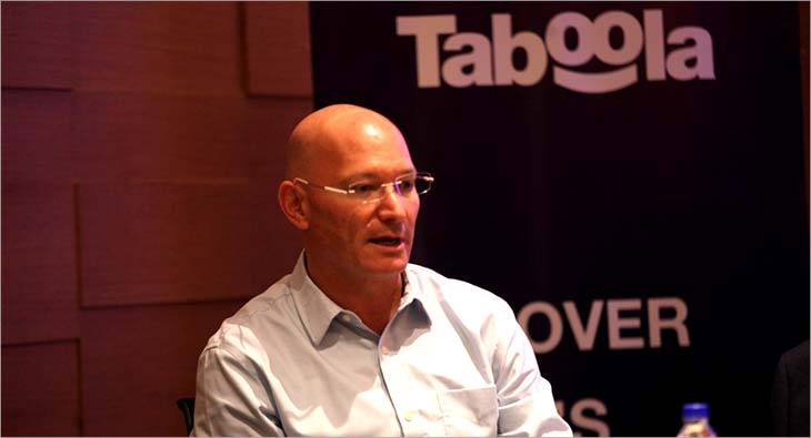 Idea of Taboola is to bring right content to right user at right time: Ran Buck