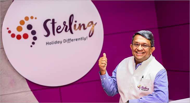 Ramesh Ramanathan Sterling Holidays