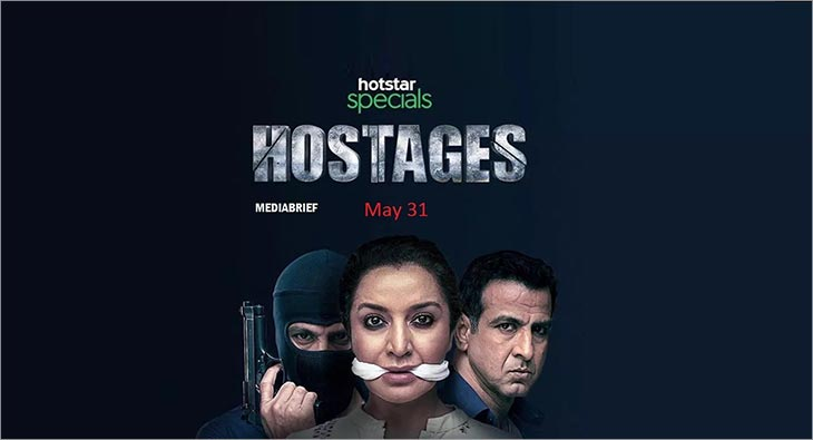 Hostages on Hotstar