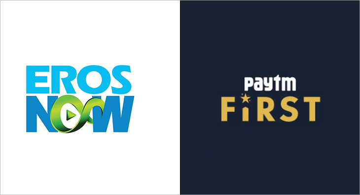 ErosNow Paytm First