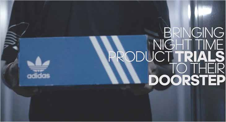 adidas Originals campaign promises 'A Night to Remember'