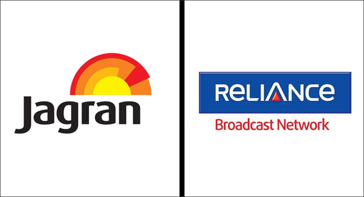 Jagran and Reliance Broadcast Network