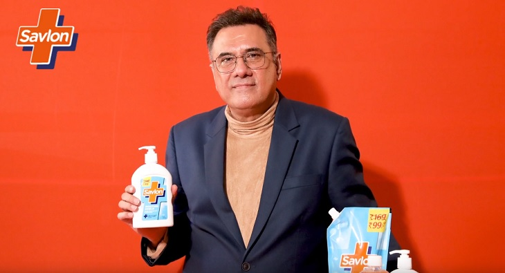 Boman Irani for Savlon