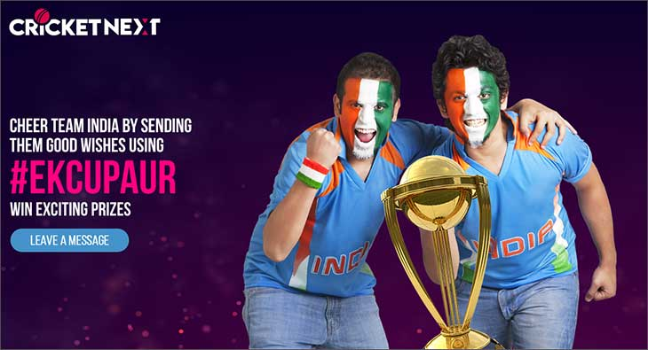 This World Cup, CricketNext to delight fans with its FB