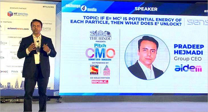 Pitch CMO Bangalore Pradeep Hejmadi