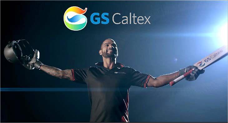 GS Caltex Shikhar Dhawan