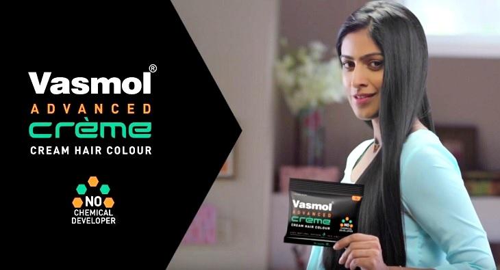 Vasmol Advanced Creme Hair Colour