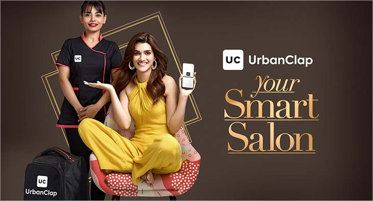 UrbanClap appoints Kriti Sanon as brand ambassador for beauty vertical