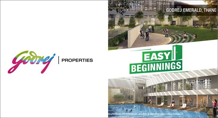 Godrej Easy Beginnings Ad Campaign