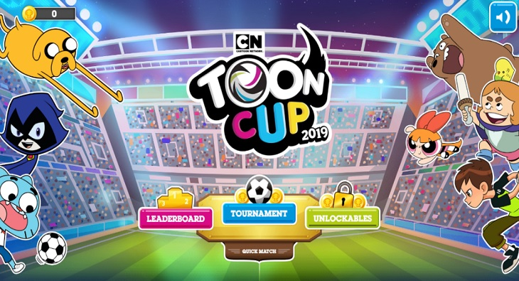 CN Toon Cup 2019