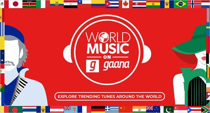 Gaana World Music Day