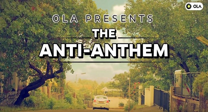OLA Anti Anthem