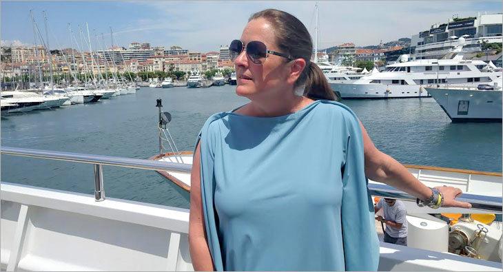 Susan Credle FCB at Cannes 2019