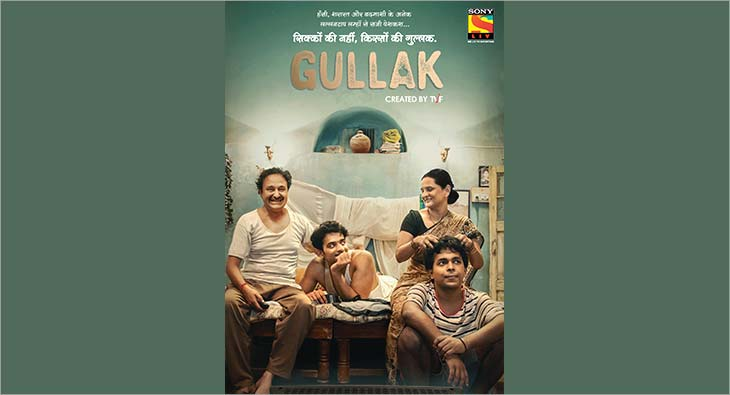 SonyLIV launches new Hindi original web series, Gullak - Exchange4media