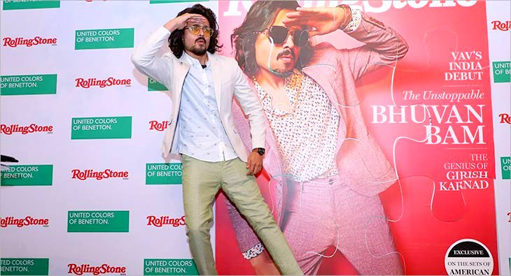 Bhuvan Bam United Colors of Benetton