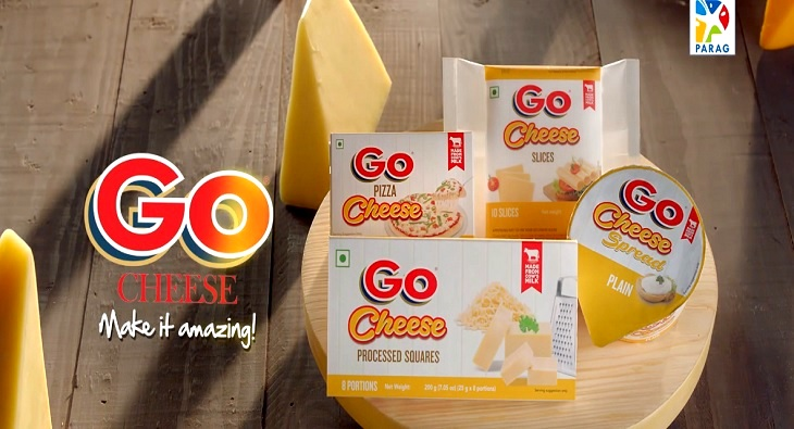 Go Cheese ad