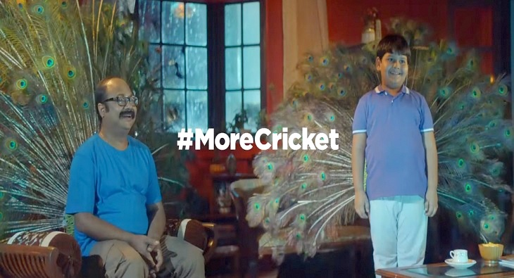 Sony Sports More Cricket