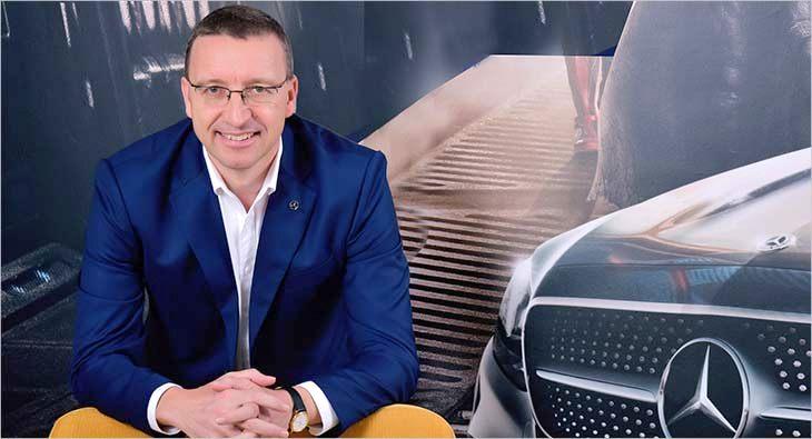 Martin Schwenk Mercedes Benz