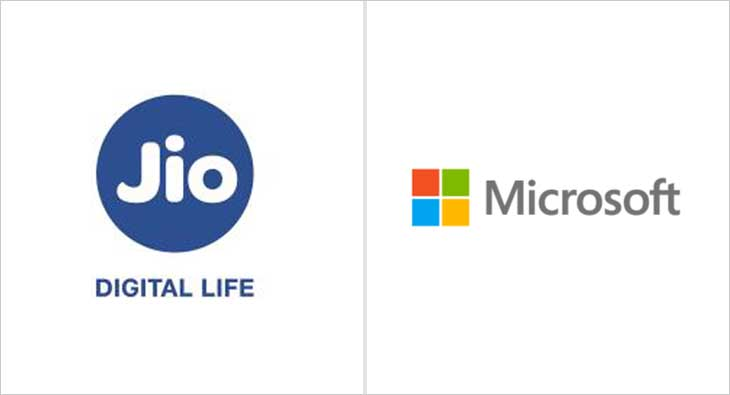 Reliance Jio and Microsoft partner to accelerate digital