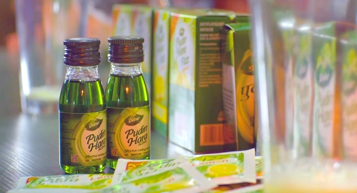 Dabur unveils digital campaign for Pudin Hara - Exchange4media