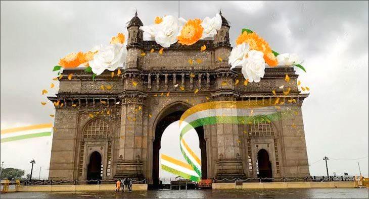 Gateway of India Landmarker