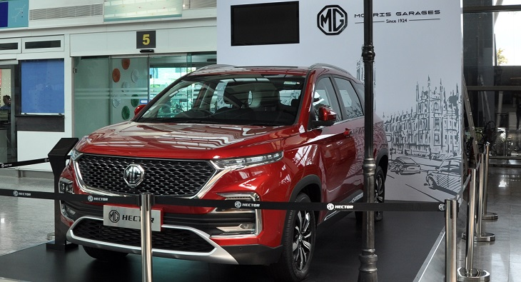 JCDecaux MG Hector