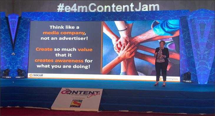 Content Jam Pam Moore