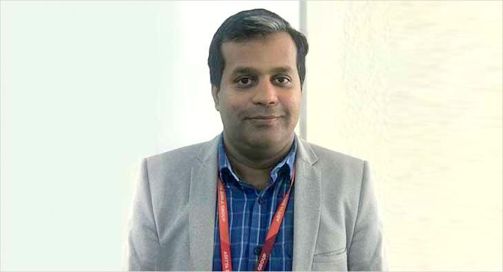 Anil Kumar Allen Solly