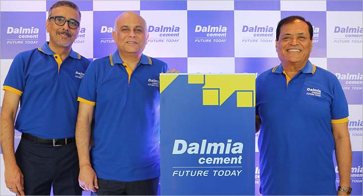 Dalmia Cement New Positioning