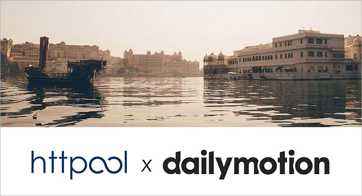 Httpool and Dailymotion