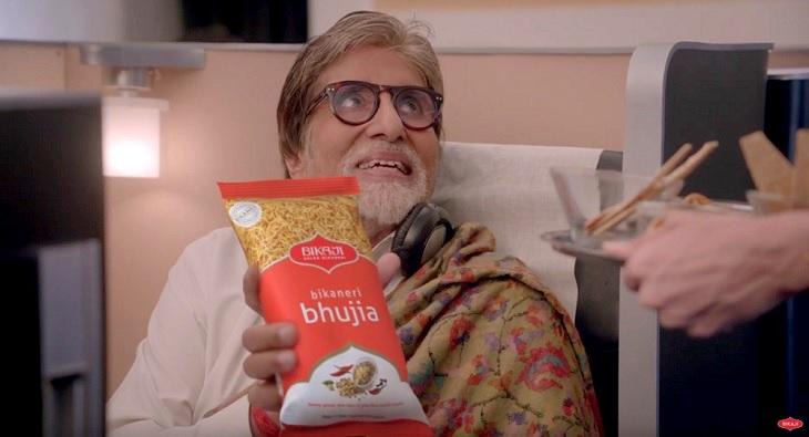 Bikaji Amitabh Bachchan