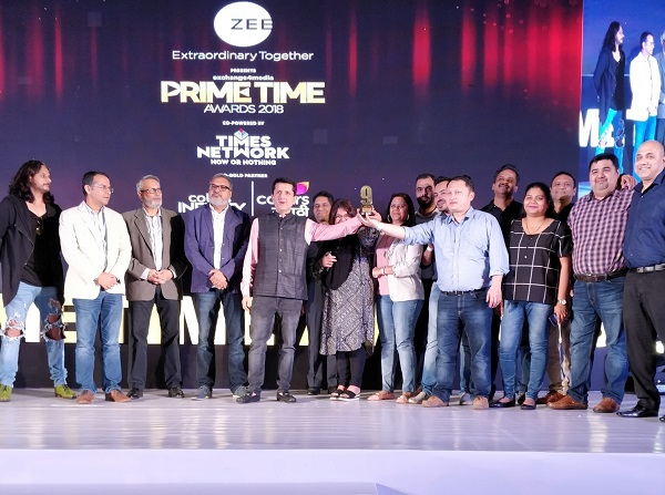 TV First Conference and Prime Time Awards 2019: Photo