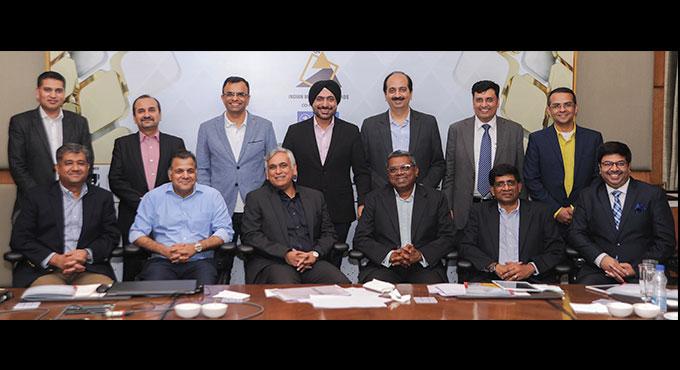 illustrious jury in delhi picks winners for exchange4medias