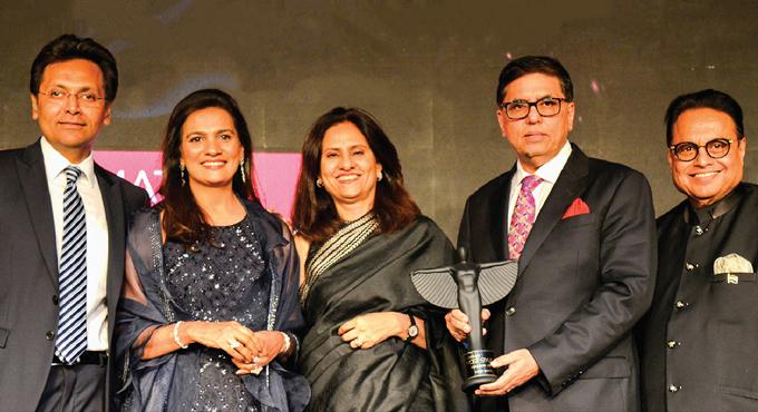 lokmat most stylish awards in mumbai honour industry role models