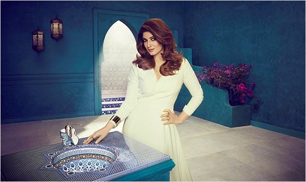 Twinkle Khanna introduces Kohler's new bath range