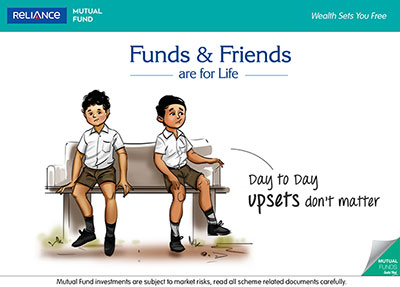 Reliance Mutual Fund launches Friendship Day campaign